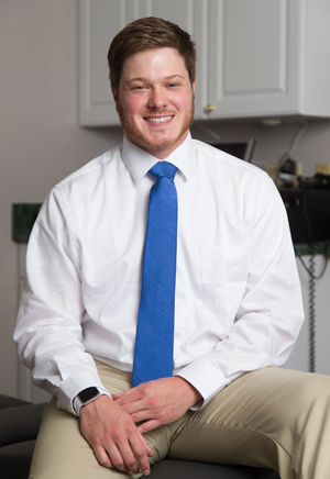 Dr Tyler Brown, DC  Chiropractor Madison AL