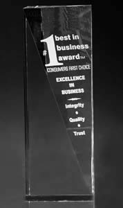 Best in Business Award