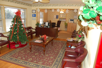 Millar Chiropractic - Madison AL picture of lobby